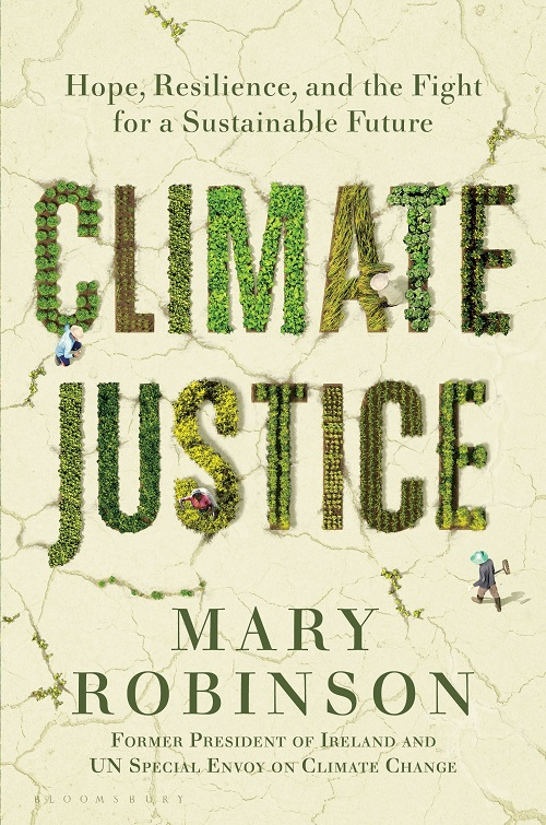 Climate Justice, book by Mary Robinson