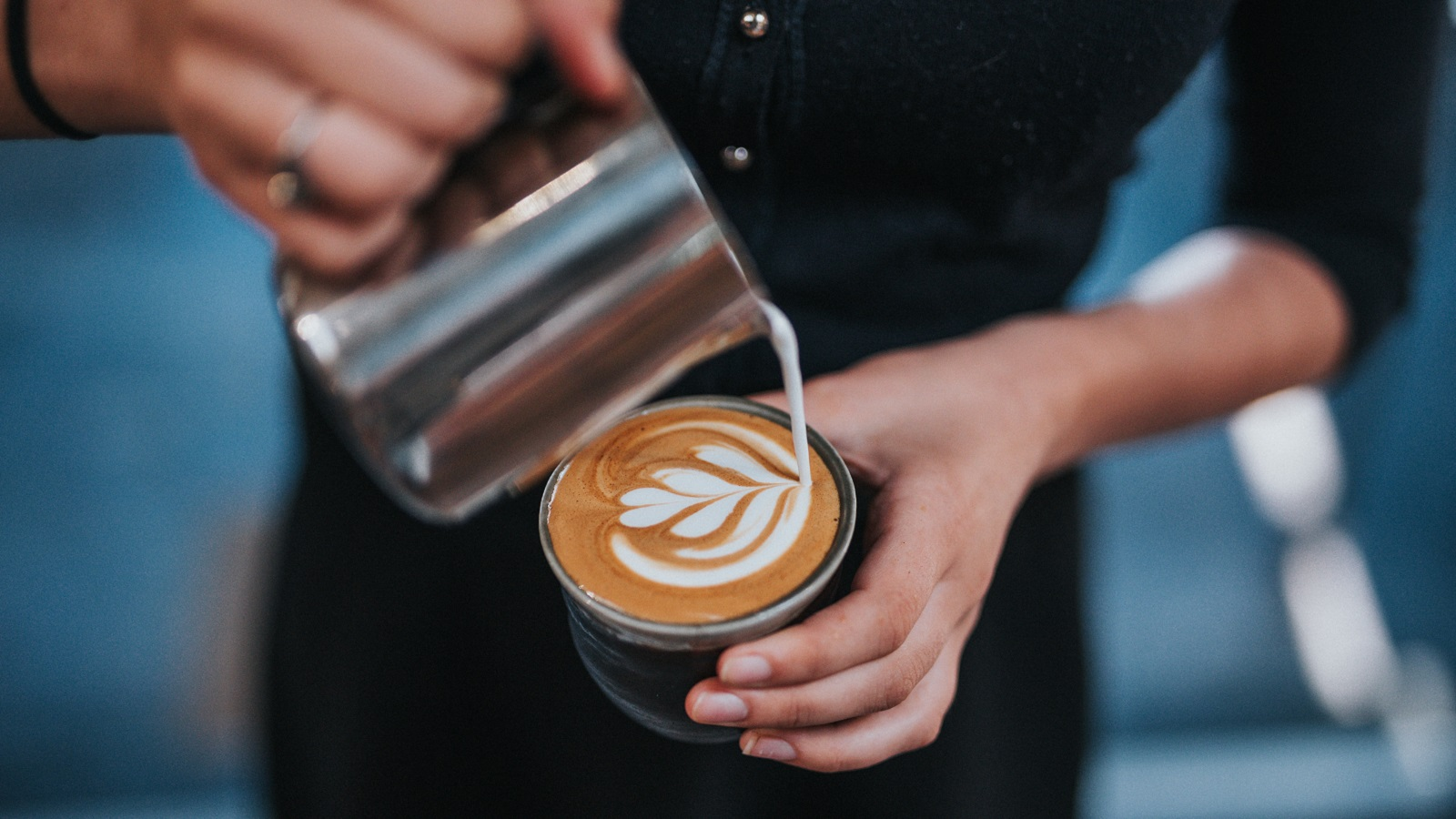 making an ethical coffee