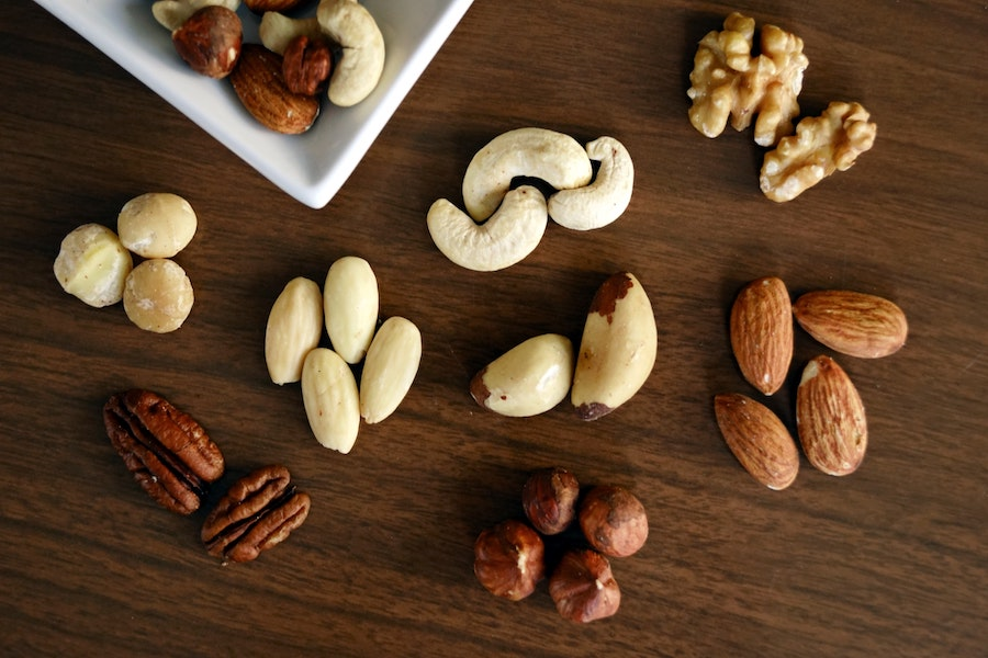 Best food for skin brazil nuts