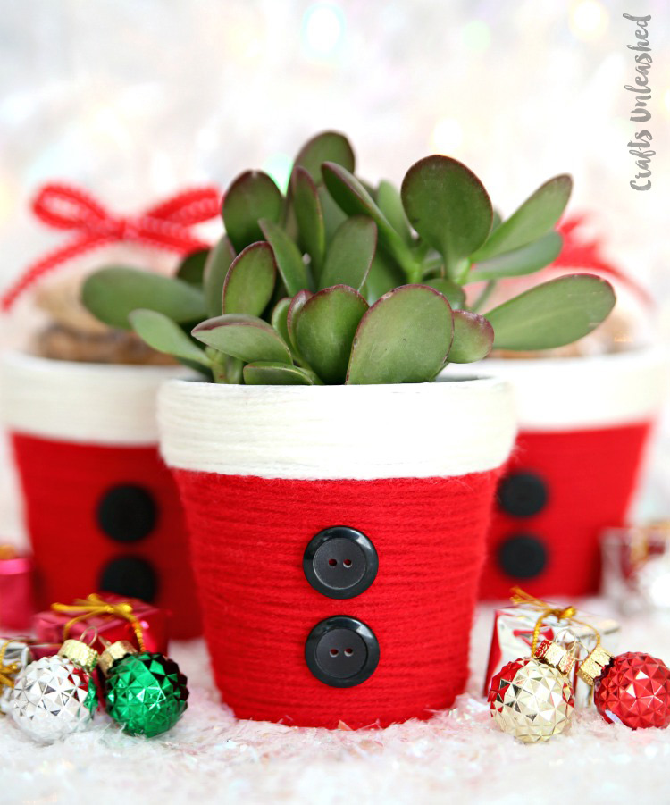 Planter Pots DIY